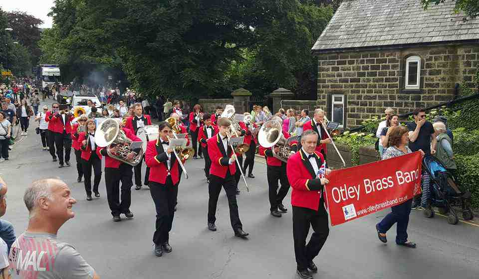 OBB Otley Carnival Jun 2016