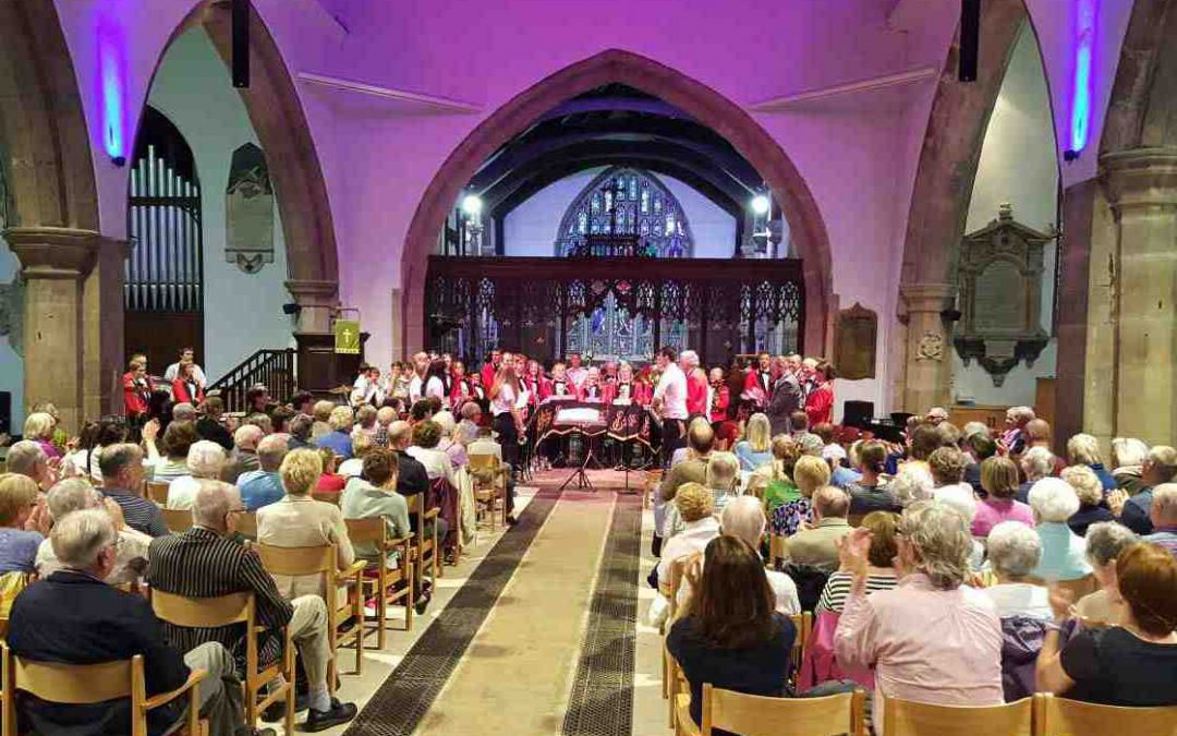 Otley Brass Association Joint Concert Otley