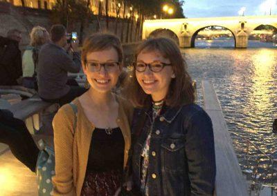 Paris Aug 2016 Boat Trip