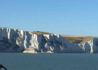 Paris Aug 2016 White Cliffs of Dover