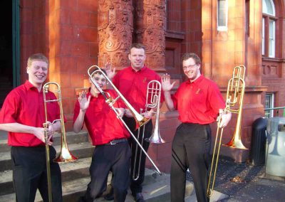 OBB Trombone Event Dec 2008