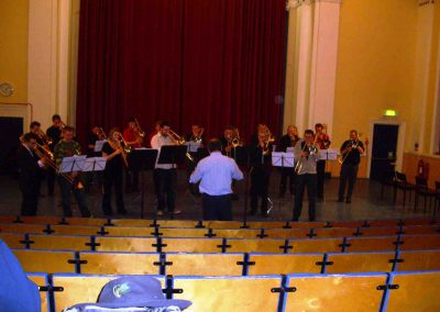 OBB Trombone Event Dec 2008