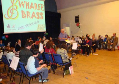 Wharfe Brass Party 2010