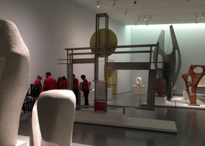 Hepworth Gallery Wakefield Dec 2016