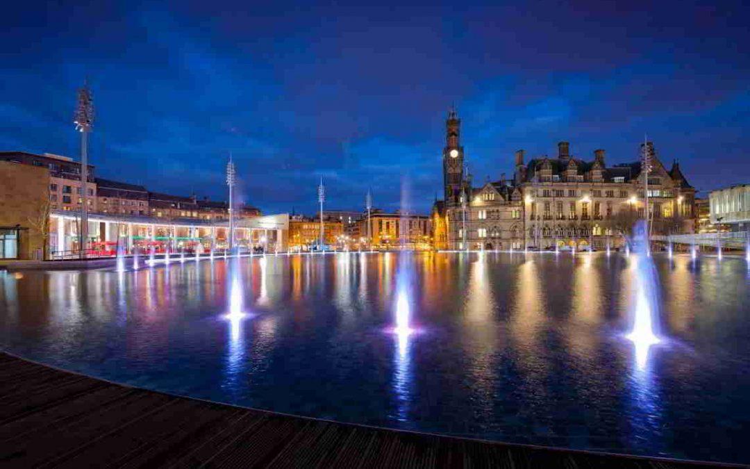 Centenary Square Bradford
