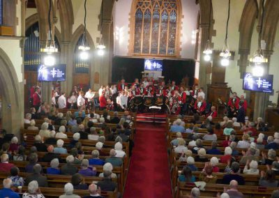 OBA Otley Joint Concert May 2019