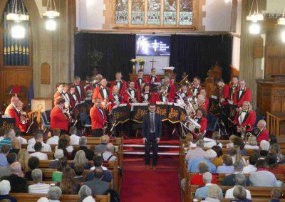 Otley Brass Band Otley Concert May 2019
