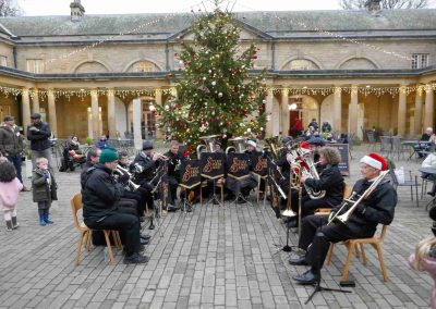 Harewood House Christmas Dec 2019