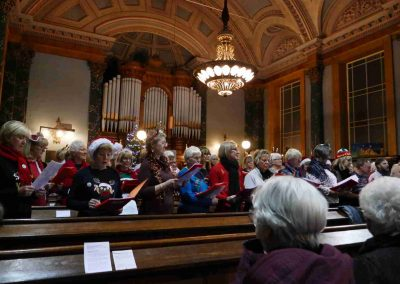 Saltaire URC Dec 2019 All Together Now