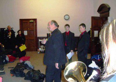 Joint Concert Otley Meths Dec 2009