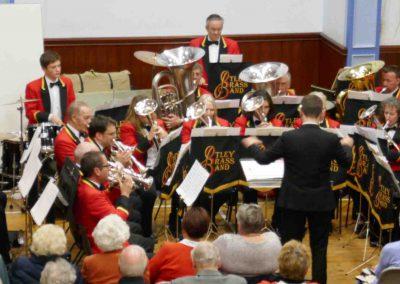 OBB Otley Town Mayors Christmas Concert Nov 2017