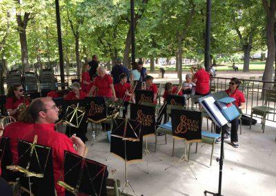 Paris Aug 2016 Jardin du Luxembourg