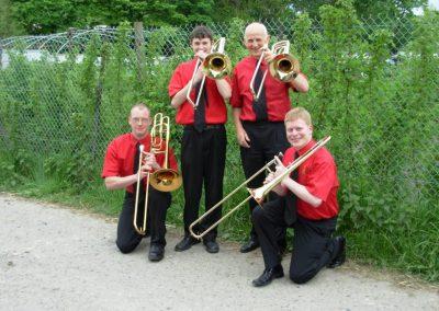 Trombones Mar 2008