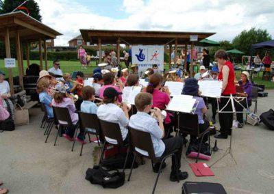 Wharfe Brass All Saints Jul 2009