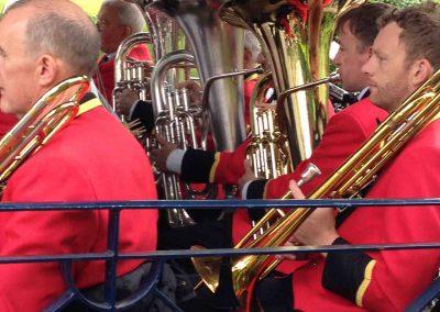 Ilkley Bandstand Jun 2017