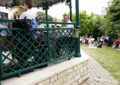Wetherby Bandstand Jul 2018