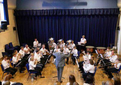 Wharfe Brass Concert Otley May 2018