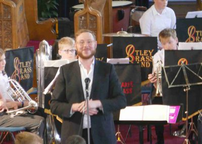 Stepping Stone Otley Concert May 2019