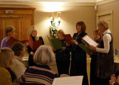 Ilkley Golf Club Dec 2019 Ladies Choir