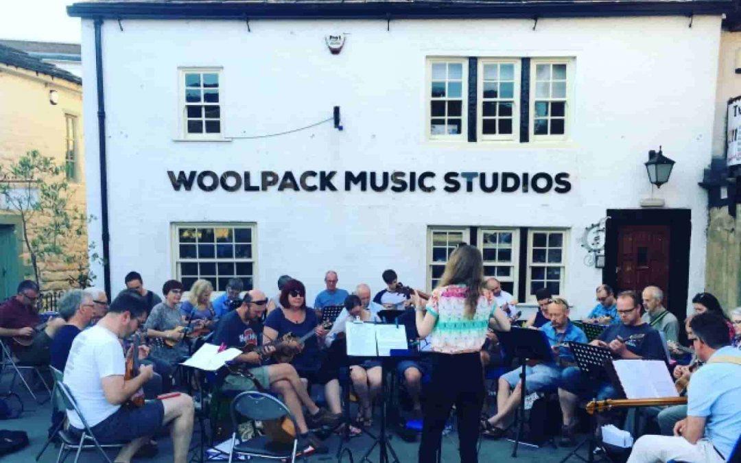 Woolpack Music Studio Otley